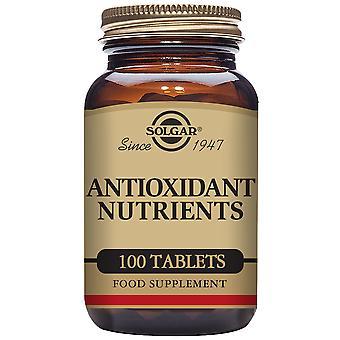 Solgar antioksidantti ravinteita tabletit
