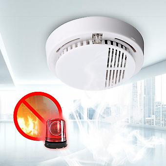 Fire Smoke Sensor Detector Alarm Tester Home Security System Wireless Cordless