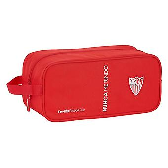 Travel Slipper Holder Sevilla Fútbol Club Red Polyester