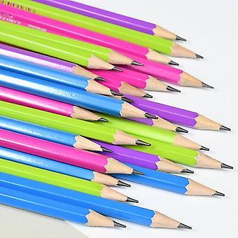 Crayon avec le caoutchouc