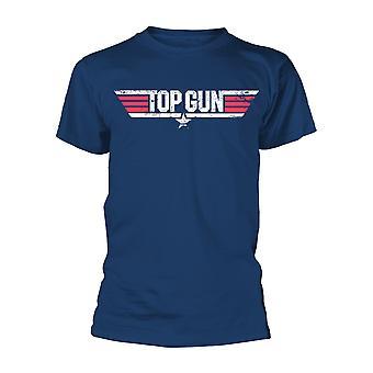 Top Gun Top Gun Logo Official Tee T-Shirt Unisex