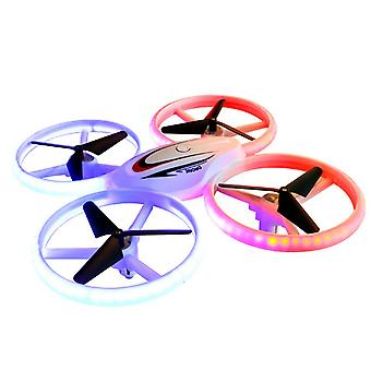 2.4Ghz 4 channel s123 led mini drone for kids remote control small rc quadcopter