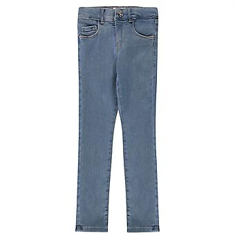 Only Kids Girls Skinny Jeans Stretch 5 Pockets Denim Pants Trousers Bottoms