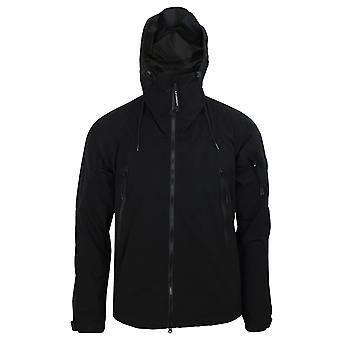 C.p. company men's black pro-tek jacket