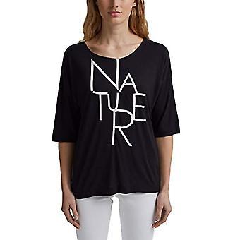 ESPRIT Collection 031EO1K309 T-Shirt, 002/Black 2, S Woman