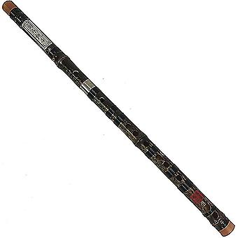 Bamboe Fluit Beginner Single Plug Chinese Fluit Wit Koper Nauwkeurig Bamboe Dizi G Toon Muziekinstrument