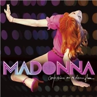 מדונה וידויים על תקליטור רחבת ריקודים