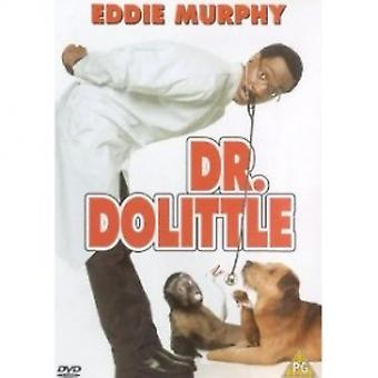 Doctor Dolittle DVD