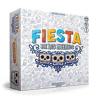 Fiesta De Los Muertos Brettspiel