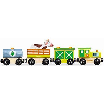 Tren de la granja Janod Story