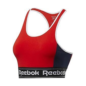 Sport Bh Reebok Röd