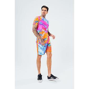 Hype Mens Acid Wave Shorts