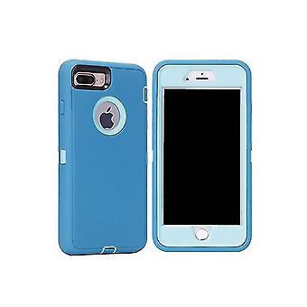 Apple iPhone 6 Plus Anti-Shock TPU Caso - Azul