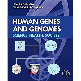 Human Genes and Genomes: Science, Health, Society