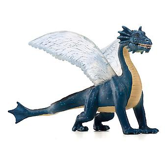 Fantasy Sea Dragon with Moving Jaw Toy Figure
