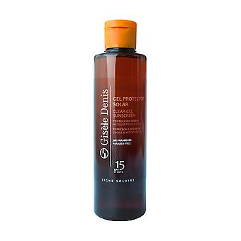 Sun Protection Gel Gisèle Denis (200 ml)/Spf 15