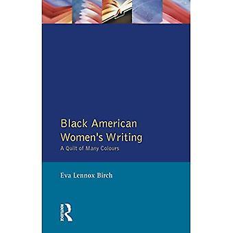 Schwarze amerikanische Frauen schreiben