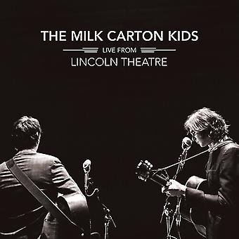 Milk Carton Kids - Live From Lincoln Theatre [Vinyl] USA import