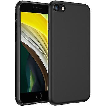 Selkäsuojakansi Iphone Xs-mustalle