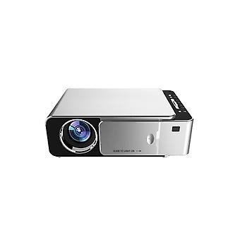 LCD T6 Smart Wifi Projektor Unterstützung 1080p Hd Led Tragbarer Mini-Projektor Video für Heimkino Spiel Film Kino Us Stecker