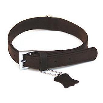 Freedog Necklace leather 25mm x 57cm (Dogs , Collars, Leads and Harnesses , Collars)