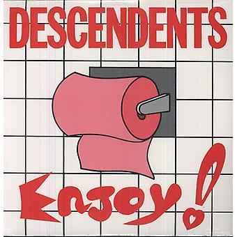 Descendents - Enjoy! [Vinyl] USA import
