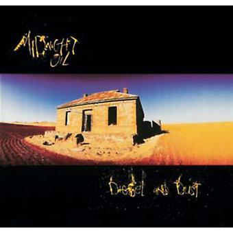 Midnight Oil - Diesel & Dust [CD] USA import