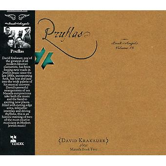 David Krakauer - Vol.18-Pruflas: The Book of Angels [CD] USA import