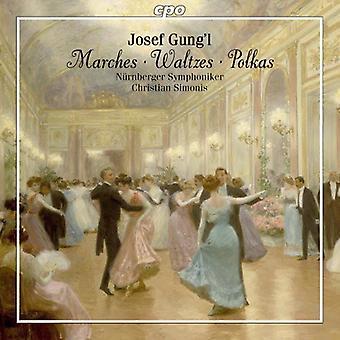 Gung'L - Waltzes Marches Polkas [CD] USA import