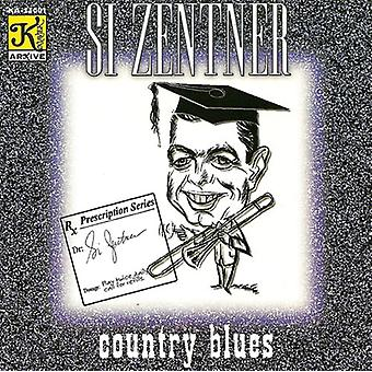Si Zentner Orchestra - Country Blues [CD] USA import
