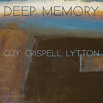 Guy, B. / Crispel / Lytton - Deep Memory [CD] USA import