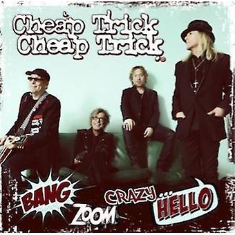 Cheap Trick - Bang Zoom Crazy Hello [CD] USA import