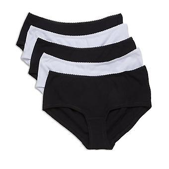 Camille Five Pack di Shorts di cotone Modal colore Mix