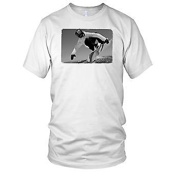 Snowboard hopp - sport snø vintersport damer T skjorte