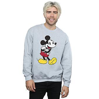 Męskie Disney Myszka Miki Classic Bluza Mickey