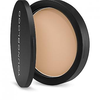 Young Blood Pressed Mineral Foundation Barely Beige 8g