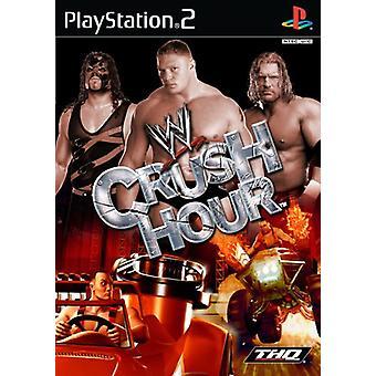 WWE Crush Hour (PS2) - Werksgedichtet