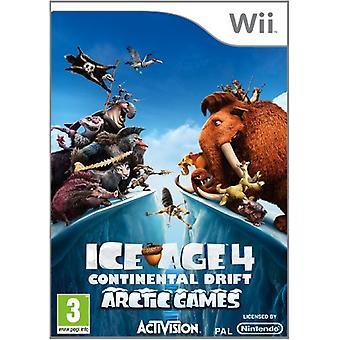 Ice Age continentale drift (Wii)-fabriek verzegeld