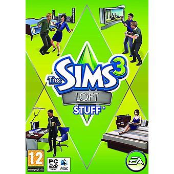 Electronic Arts The Sims 3 Loft Stuff PC DVD Game