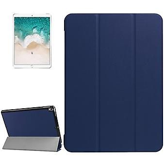 Premium Smart cover tumma sininen laukku Apple iPad Pro 10,5 2017