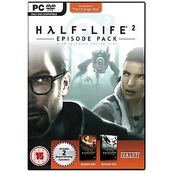 Half Life 2 Episode Pack (PC) - Fabrik versiegelt