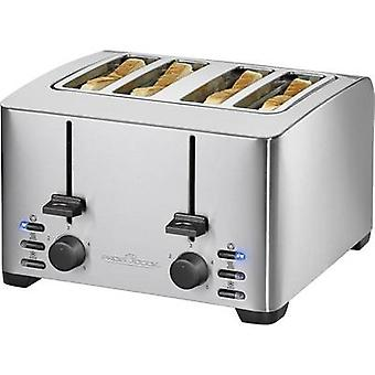 Profi Cook PC-TA 1073 Toaster with home baking attachment Stainless steel