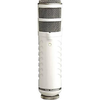 RODE Microfoni Podcaster USB studio microfono con cavo incluso cavo