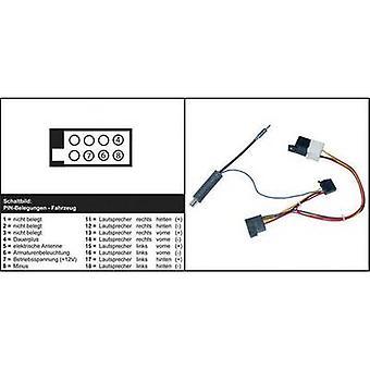 AIV 41C603 ISO car radio cable (active) Compatible with: Skoda, Volkswagen