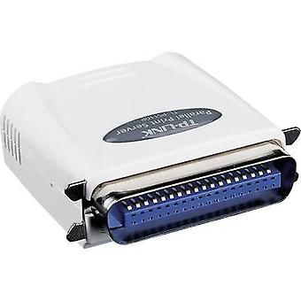 TP-LINK TL-PS110P Netzwerkdruckserver LAN (10/100 Mbit/s), Parallel (IEEE 1284)