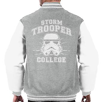 Original Stormtrooper College Men's Varsity Jacket