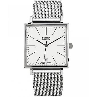 Dugena premium mens watch Dessau Carrée 7090140