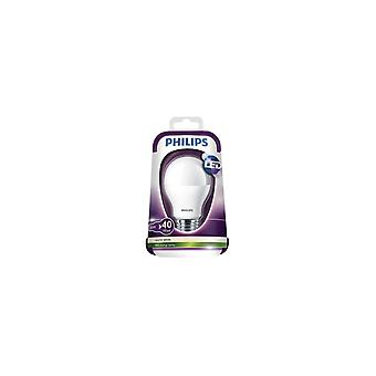 Philips 6W (40W) ampoule de LED blanc chaud E27 A60