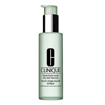 Clinique Liquid Gesichtsseife Fettige Haut 200ml