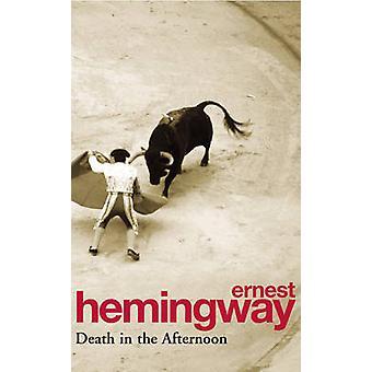 Mort dans l'après-midi de Ernest Hemingway - livre 9780099909101